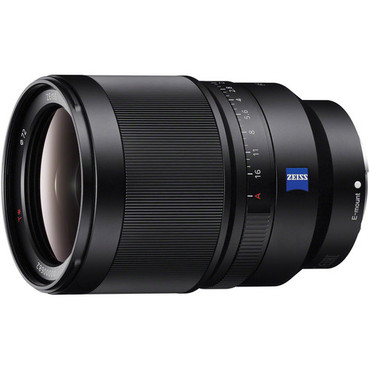 Sony FE 35mm f/1.4 ZA Distagon T* Lens