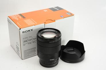 Pre-Owned - Sony Vario-Tessar T* FE 24-70mm f/4 for Sony 7 & 7R ZA OSS Lens
