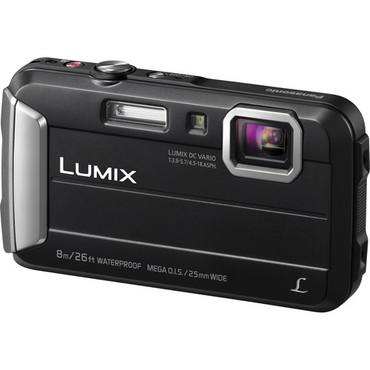 Lumix DMC-TS30 Digital Camera (Black)