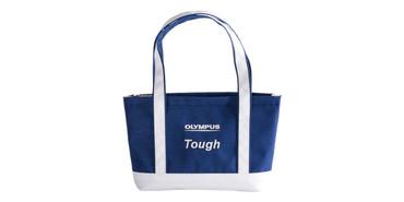 Tough Beach Bag (Navy)