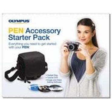 Pen Accessory Starter Pack For The E-PL1