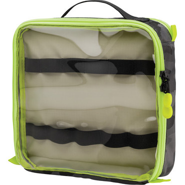 Tenba Tools Cable Duo 8-Cable Pouch Black Camo/Lime