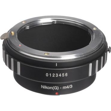Dot Line Micro Four Thirds Adapter for Nikon G Lenses