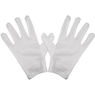 Cotton Gloves 1 Pair