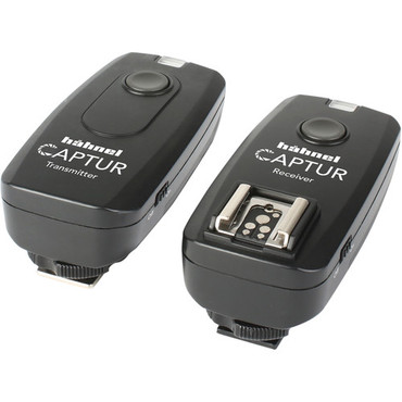 hahnel Captur Remote Control and Flash Trigger for Olympus/Panasonic Cameras