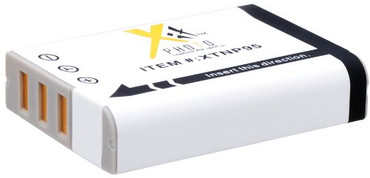 Xit XTNP95 2200mAh Lithium Ion Replacement Battery for Fuji NP-95 (White)