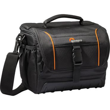 Lowepro Adventura SH 160 II Shoulder Bag (Black)