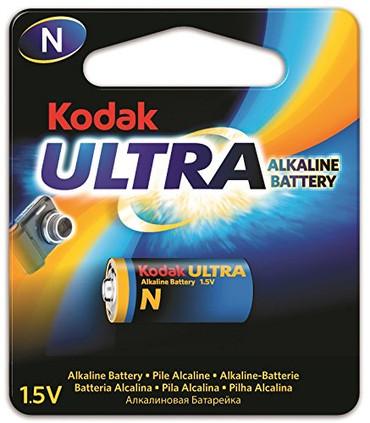 Kodak Ultra 1.5V N (LR1) Alkaline Battery Exp 2021
