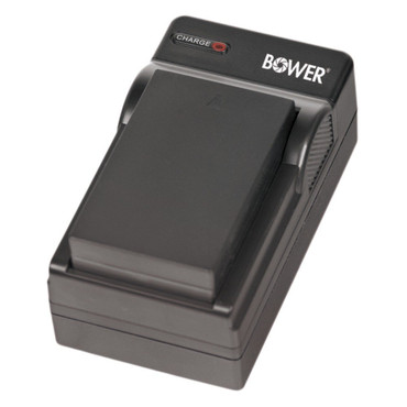 Bower CH-G149 Individual Charger for Nikon EN-EL15 Battery (Black)