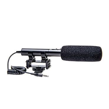 Azden SGM-990+I Supercardioid/Omni Shotgun Microphone with 2-Position Switch