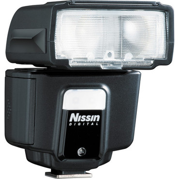 Nissin i40 Compact Flash for Sony Multi Interface Shoe