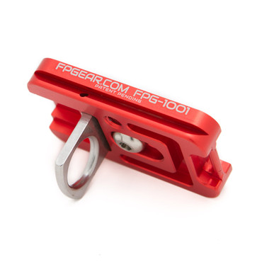 Fusion Plate Arca-Swiss (Red)