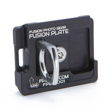 Fusion Plate Manfrotto RC2 / 200PL (Black)