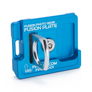 Fusion Plate Manfrotto RC2 / 200PL (Blue)