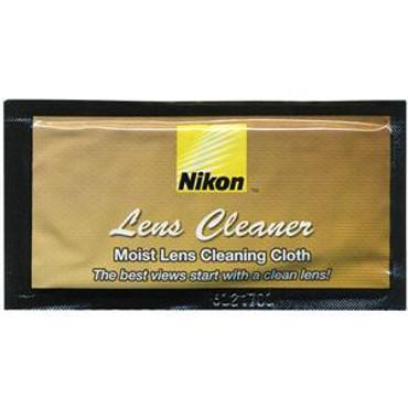Nikon Moist Lens Cleaner Cloths