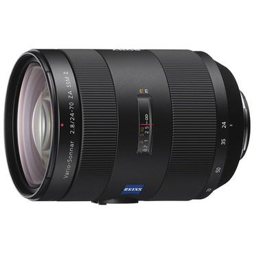 Sony Alpha 24-70mm f/2.8 ZA SSM II Vario-Sonnar T* Lens