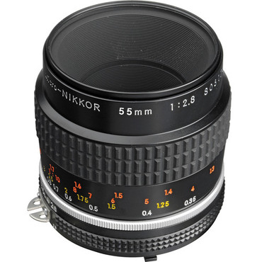 Pre-Owned - Nikon 55Mm F2.8 AI