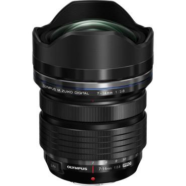 Olympus 7-14mm f/2.8 PRO M.Zuiko Digital ED Lens