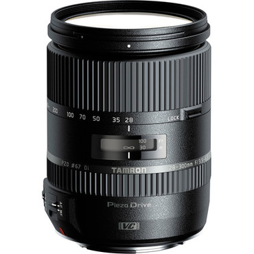 Tamron 28-300mm f/3.5-6.3 Di VC PZD Lens for Sony A Mount
