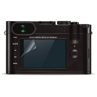 Leica Q Screen Protection Film for Q Digital Camera (2-Pack)