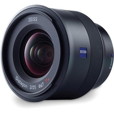 Zeiss Batis 25mm f/2 Lens for Sony FE Mount