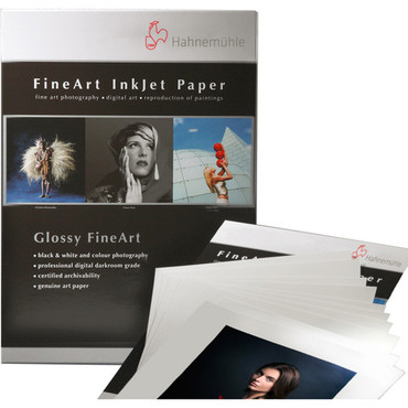 """Hahnemuhle FineArt Baryta Satin Paper (25 Sheets, 11 x 17"""", 300 gsm)"""