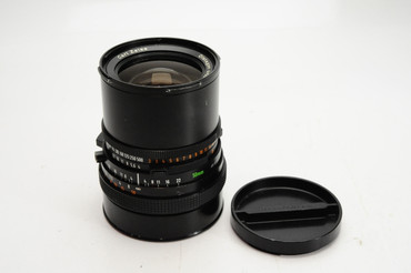 Pre-Owned - Hasselblad 50MM Cf Prontor  F4.0 BLACK  distagon
