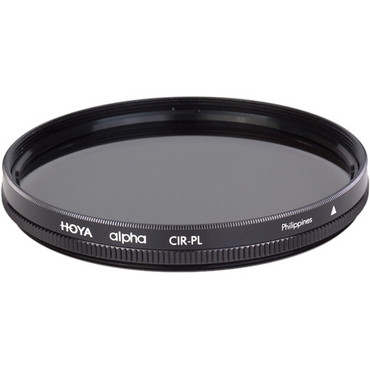 Hoya 62mm alpha Circular-Polarizer Filter