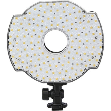 Ledgo 126 LED On-Camera Ring Light