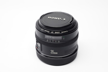 Pre-Owned - Canon EF 35mm F/2.0 (Old Version)