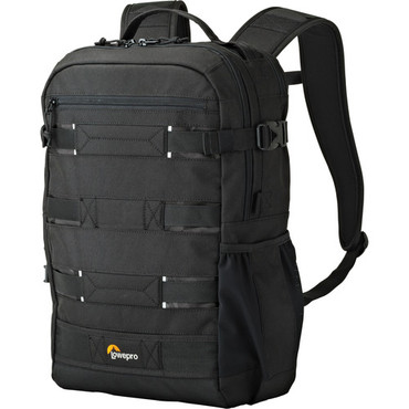 Lowepro - ViewPoint BP 250 AW Action Camera Backpack - Black