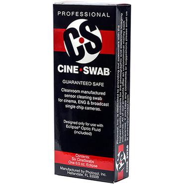 Photographic Solutions Cine Sensor Swab Kit for 24mm/Super 35 Video Cameras