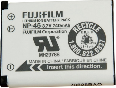 Fuji NP-45s Rechargeable Lithium-Ion Battery