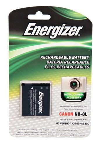 Energizer Canon NB-8L Battery