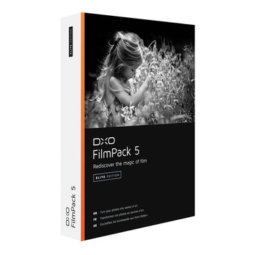 DxO FilmPack 5 Elite Edition (DVD)