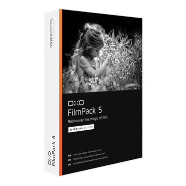 DxO FilmPack 5 Essential Edition (DVD)