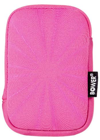 Bower SCX3600 Neoprene Camera Case Pink