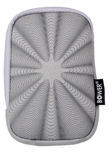 Bower SCX3500 Neoprene Camera Case Gray