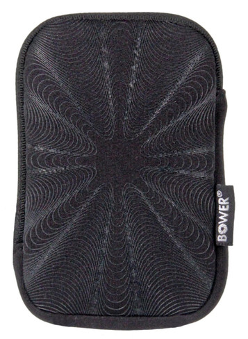 Bower SCX3400 Neoprene Camera Case Black