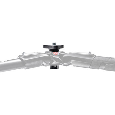 Manfrotto 190XLAA Low Angle Adapter for Select 190 Series Tripods
