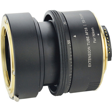 Savage Macro Art Extension Tube for Nikon F Mount