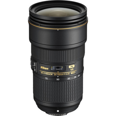 Nikon AF-S FX 24-70mm f/2.8E ED VR
