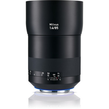 Zeiss Milvus 85mm f/1.4 ZE Lens for Canon EF