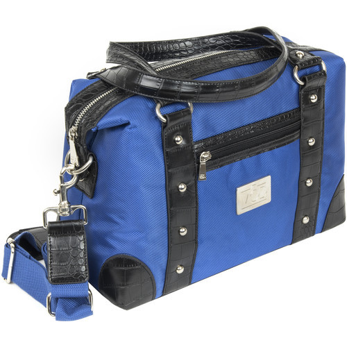 Luxe Camera Bag - Blue