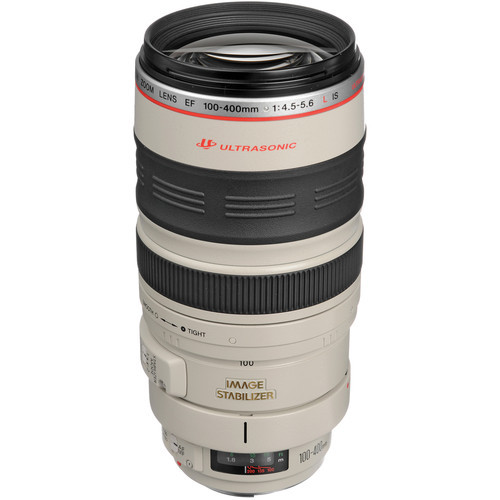 Pre-Owned - Canon EF 100-400mm F/4.5-5.6 L IS USM