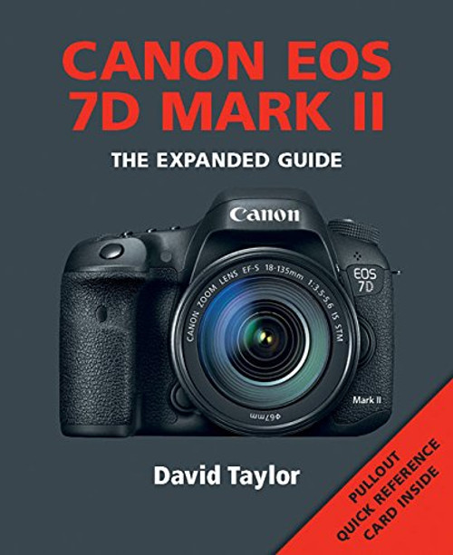 Canon EOS 7D MK II (Expanded Guides) (Paperback)