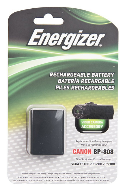 Energizer ENV-C808 Digital Replacement Battery Video Battery