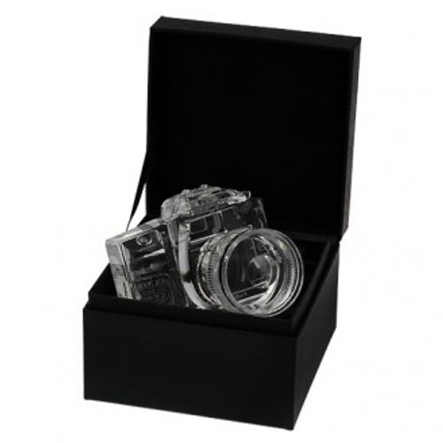 Fotodiox Crystal DSLR Camera Display Model, 2/3 Scale (Canon EOS 7D with Zoom Lens)