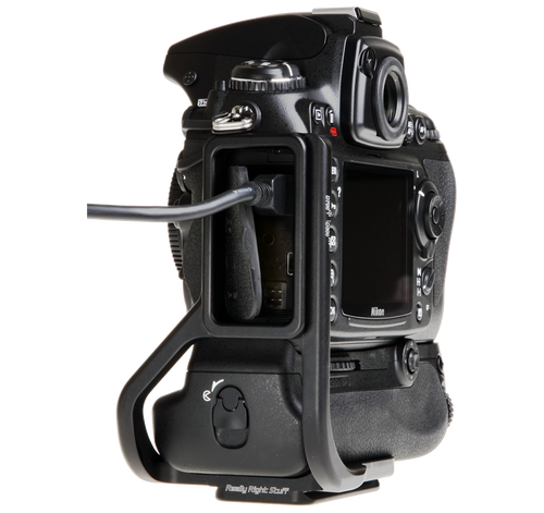 Pre-Owned Really Right Stuff L-Plate For Nikon D300 & D700