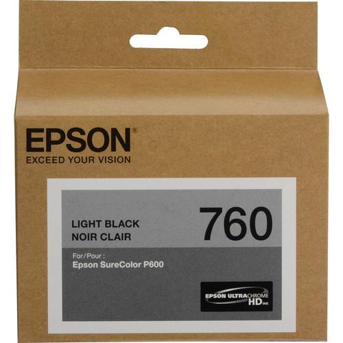 760 Light Black for P600